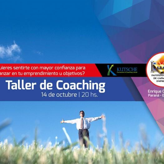 Taller de Coaching (Finalizado)